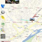 地図ロイドの写真登録後の距離表示